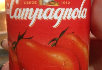 Tomate Sem Pele La Campagnola