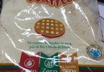 Pré Mistura para Waffle Gourmet Brasil