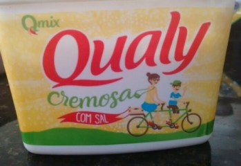 Margarina Cremosa Com Sal Qualy Sadia