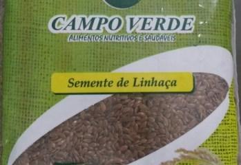 Semente de Linhaça Campo Verde