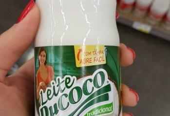 Leite de Coco Tradicional Ducoco