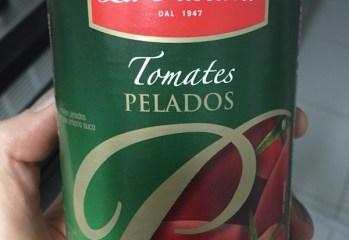 Tomates Pelados La Pastina