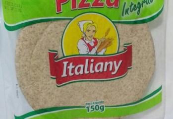 Massa para Pizza Integral Italiany