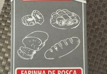 Farinha de Rosca Sem Glúten Aminna