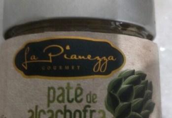 Patê de Alcachofra La Pianezza