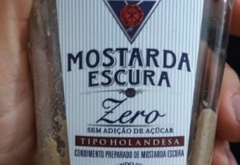 Mostarda Escura Tipo Holandesa Zero Hemmer