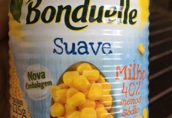 Milho Verde em Conserva Suave Bonduelle