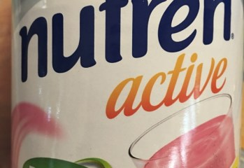 Nutren Active Morango Nestlé