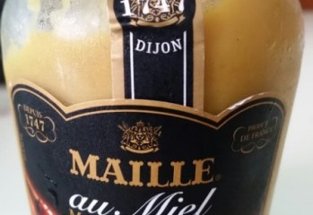 Mostarda Dijon Au Miel Maille