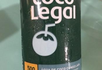 Água de Coco Congelada Coco Legal