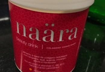 Beauty Drink Colágeno Hidrolisado sabor Tangerina Naära