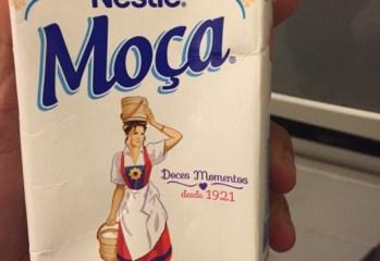 Leite Condensado Moça Nestlé