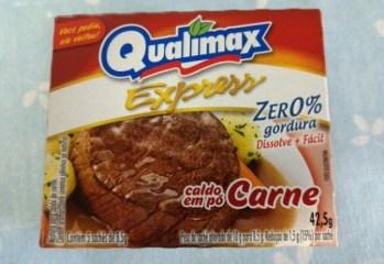 Caldo em Po Carne Zero Qualimax