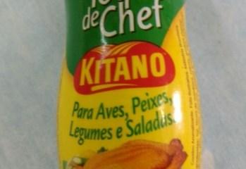 Tempero Toque do Chef Kitano