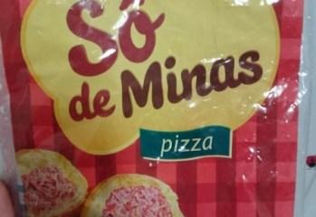 Pão de Queijo com Recheio Pizza Sô de Minas