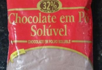 Chocolate em Pó Solúvel 32% Cacau Bretzke