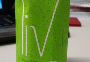 Bebida Verde Detox Liv