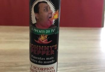 Molho de Pimenta Johnnys Pepper