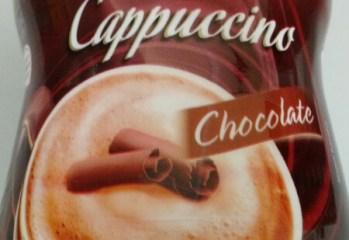 Cappuccino Chocolate Iguacu