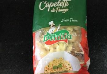 Capeletti de Frango D'Italia