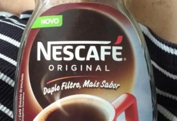Cafe Soluvel Granulado Original Extra fonte Nescafe