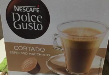 Cápsula Cortado Dolce Gusto Nescafé
