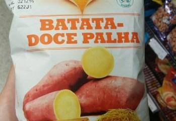 Batata Doce Palha Fhom