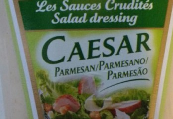 Molho Caesar Parmesao Heinz