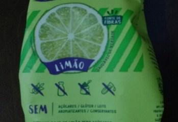 Biscoito Doce com Limão Zero Aruba