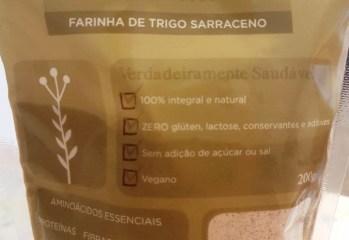 Farinha de Trigo Sarraceno Farovitta