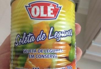 Seleta de Legumes Olé