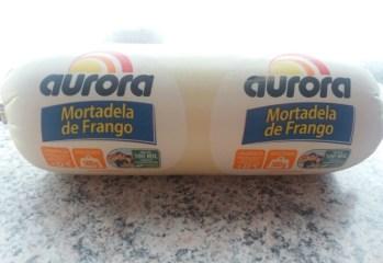 Mortadela de Frango Aurora