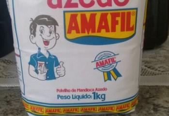Polvilho Azedo Amafil