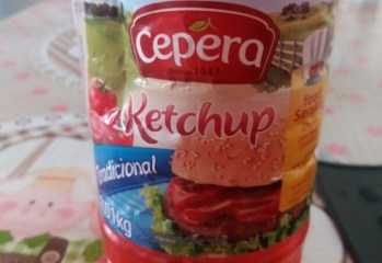 Ketchup Tradicional Cepera