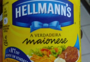 Maionese Hellmann's