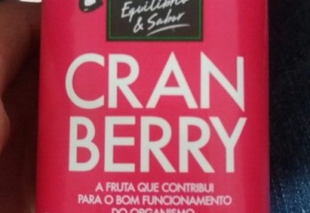 Bebida de Fruta Cranberry Sú Fresh