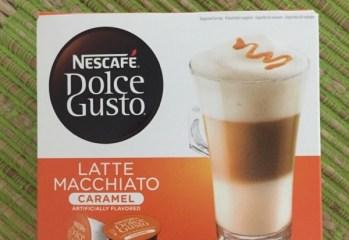 Cápsulas de Café Dolce Gusto Latte Macchiato Caramel Nestlé