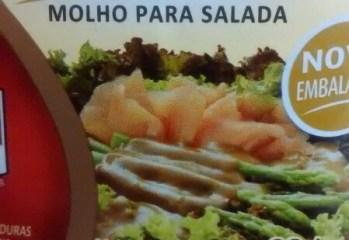 Molho para Salada Mostarda e Mel MasterFoods