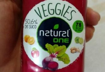 Bebida Mista Veggies Beterraba Natural One