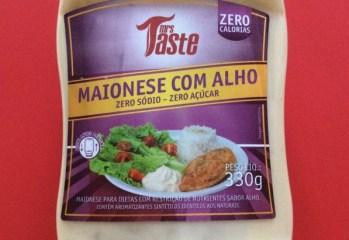 Maionese com Alho Zero Mrs Taste