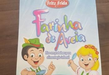 Farinha de Aveia Fritz e Frida