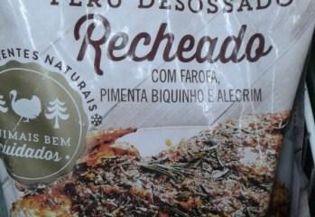 Peru Desossado Recheado Jamie Oliver Sadia