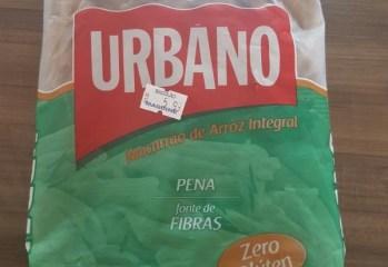 Macarrão de Arroz Integral Pena Urbano