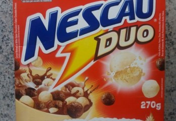 Cereal Integral Nescau Duo Nestlé