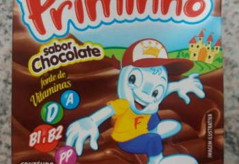 Bebida Láctea UHT Sabor Chocolate Friminho Frimesa