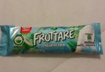 Picolé Fruttare Agua de Coco Kibon
