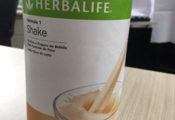 Shake Doce de Leite Herbalife