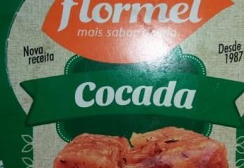 Cocada Zero Flormel
