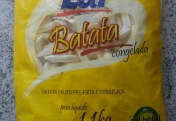Batata Congelada Lar