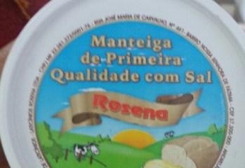 Manteiga Com Sal Rosena